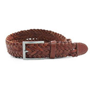 Handmade Leather Woven belt