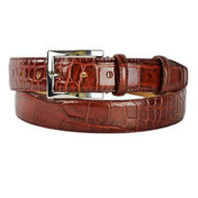 Men's Crocodile Pattern Belt