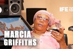 Marcia Griffiths Full Interview on IFETOP10
