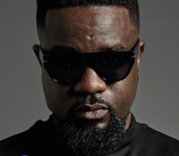 Sarkodie spotted with Vic Mensah